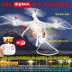 Drone Syma X8SW guida semplice video in diretta su smarphone auto decollo auto atterraggio blocco altezza