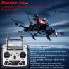 Walkera Runner 250 PRO drone gara GPS motori senza spazzole trasmissione video in diretta evoluzioni radio f12e professionale