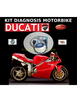 DIAGNOSI MOTO DUCATI MONSTER MULTISTRADA HYPERMOTARD SUPERBIKE SPORT TOURING