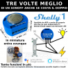 Interruttore WiFI professionale SHELLY 1 Alimentatore DOMOTICA Per iOS Android
