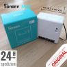 Domotica interruttore WiFi Sonoff MINI comandato da smartphone tramite APP orologio timer accendi spegni accessori via Internet