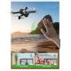 Drone SYMA X8W XXL GRANDE drone HEADLESS CAMERA WIFI VIDEO REALTIME IN DIRETTA