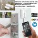 Sensore Porte e Finestre DOMOTICA Telecomando Per iOS e Android Wifi Wireless