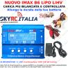 SkyRC IMAX B6 V2 CARICABATTERIE VELOCE BATTERIE LIPO DRONE carica bilanciata PRO +Alimentatore