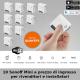 4pcs Interruttori WiFI professionale SHELLY 1 Alimentatore DOMOTICA Per iOS Android