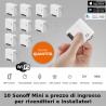 10pcs Interruttori WiFI Sonoff Mini Alimentatore DOMOTICA Per iOS Android