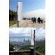 Kit 3 antenne da esterno T508 copertura WiFi collegamento 3 edifici