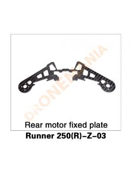 Piastra posteriore Walkera Runner 250 - Runner 250(R)-Z-03