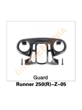 Protezione anteriore mod camera FULL HD 1080p Walkera Runner 250 Advanced - Runner 250(R)-Z-05