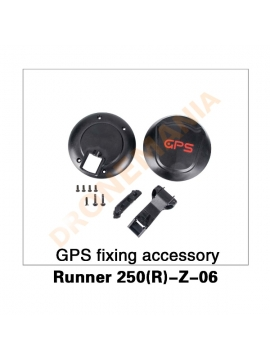 Fissaggio GPS Walkera Runner 250 Advanced - Runner 250(R)-Z-06