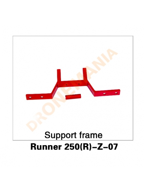 Staffa rinforzo telaietto anteriore Walkera Runner 250 Advanced - Runner 250(R)-Z-07