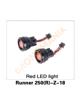 Led posteriori Walkera 250 Advanced - Runner 250(R)-Z-18