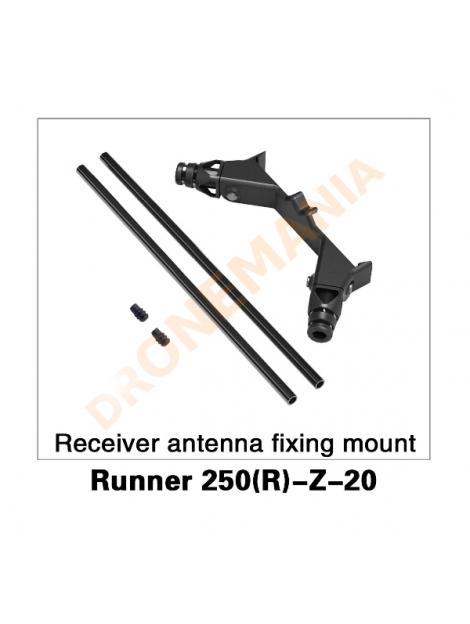 Fissaggio antenne Walkera 250 Advanced - Runner 250(R)-Z-20