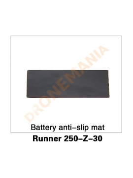 Anti scivolo batteria Walkera 250 Advanced e Runner 250 - Runner 250-Z-27