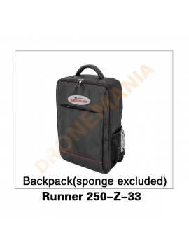 Zaino trasporto Walkera 250 Advanced e Runner 250 - Runner 250-Z-33