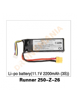 Batteria drone Walkera Runner 250 Advanced e Runner 250- Runner 250-Z-26