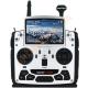 Radiocomando Walkera Devo F12e drone trasmettitore monitor FPV telemetria 32 canali