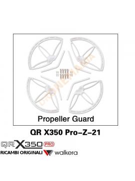 Griglie di protezione eliche Walkera QR X350PRO QR 350 X350
