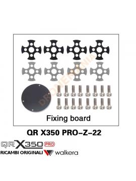 Kit fissaggio motori drone Walkera QR X350PRO QR 350 X350