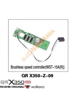 ESC posteriore Walkera QR X350PRO QR 350 X350