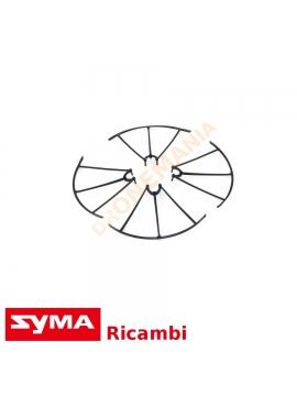 Protezione eliche NERO Syma X5 SW SC HC HW griglie protezoine DRONE