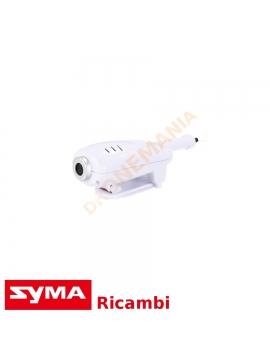 Camera WiFi bianca drone Syma XSW ricambi originali