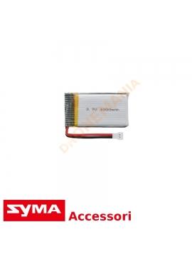 Batteria 1000 mAh Syma X5SW X5SC X5C drone batteria potenziata maggior tempo di volo