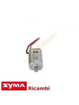 Motore drone Syma X8 X8C X8W X8HW X8HC nero rosso ricambio Syma motore elettrico