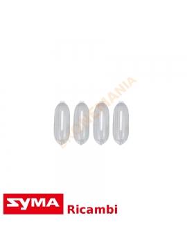 Copri LED Syma X8 X8C X8W X8HW X8HG X8HC ricambi Syma gemme LED conver luci