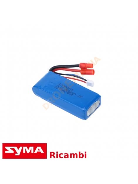 Batteria SYMA X8 X8C X8W X8G BATTERIA ORIGINALE 7,4V 2000 mAh drone BATTERY