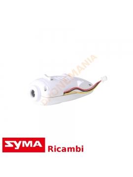 Camera 2MPX bianca drone Syma X5SC X5HC X5C ricambi originali
