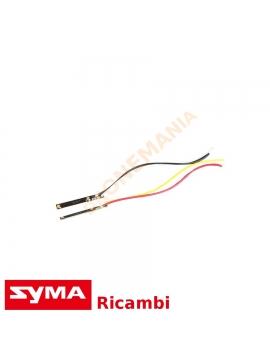 Set 2 schede LED drone Syma X5SW X5SC X5C X5HW X5HC