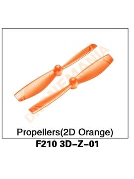 Eliche Walkera F210 3D Drone racer ricambio originale F210 3D-Z-01