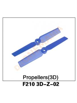 Eliche 3D Walkera F210 3D Drone racer ricambio originale F210 3D-Z-02