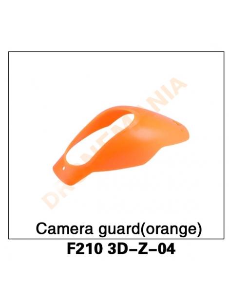 Plastica protezione camera arancio drone Walkera F210 3D ricambi origibnali