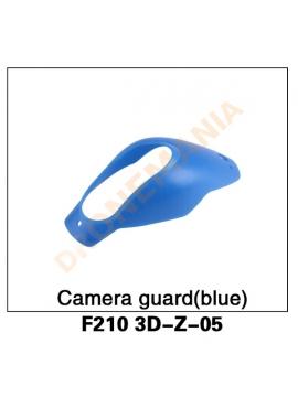 Plastica protezione camera blu drone Walkera F210 3D ricambi originali