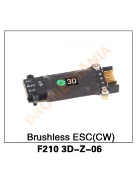 ESC CW drone Walkera F210 3D ricambi originali F210 3D-Z-06