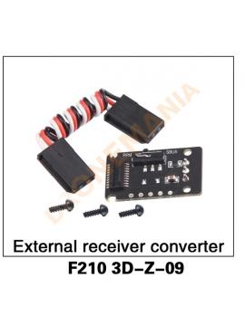External receiver converter drone F210 3D Walkera F210 3D-Z-09