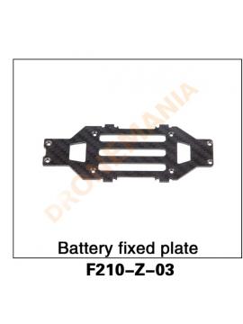 Piastra batteria drone F210 3D Walkera F210 Z-03