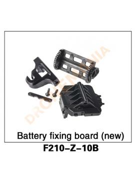 Fissaggio posteriore batteria drone F210 3D Walkera F210 Z-10B
