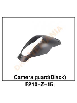 Plastica protezione camera nera drone Walkera F210 3D ricambi originali
