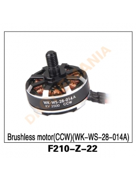 Motore CCW drone F210 3D Walkera F210 Z-22