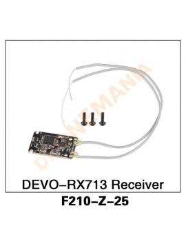 Ricevente drone F210 3D Walkera F210 Z-25 RX713