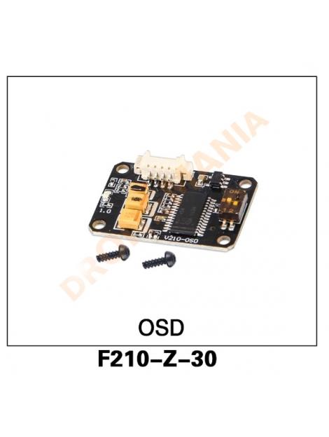 Modulo telemetria OSD drone F210 3D Walkera F210 Z-30