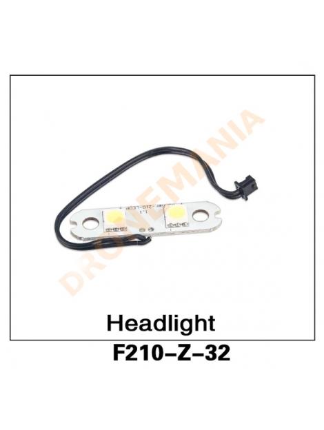 Scheda LED luci anteriori drone F210 3D Walkera F210 Z-32