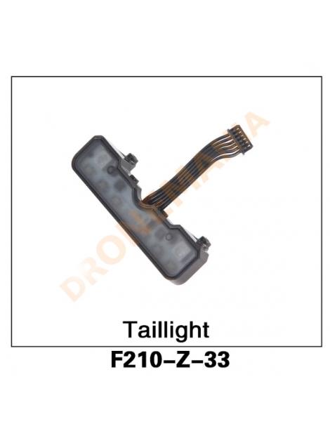 Modulo LED luci posteriori drone F210 3D Walkera F210 Z-33