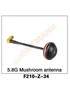 Antenna video 5,8GHz drone F210 3D Walkera F210 Z-34