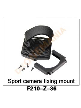 Supporto camera extra drone F210 3D Walkera F210 Z-36