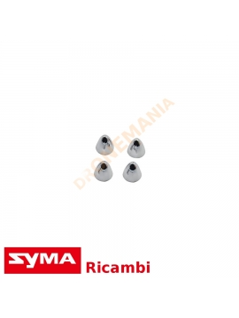 Set coperchi finitura elica Syma X8 X8C X8W X8HW X8HG X8HC drone ricambio
