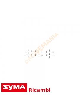 Set viti Syma X8 X8C X8W X8HW X8HG X8HC drone ricambi Syma
